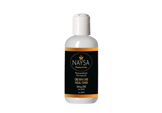 NAYSA CBD Skin Care Facial Toner