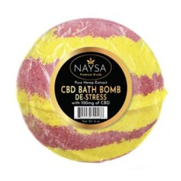 CBD De-Sress Bath Bomb