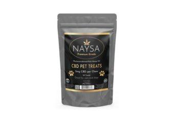 NAYSA CBD Pet Treats