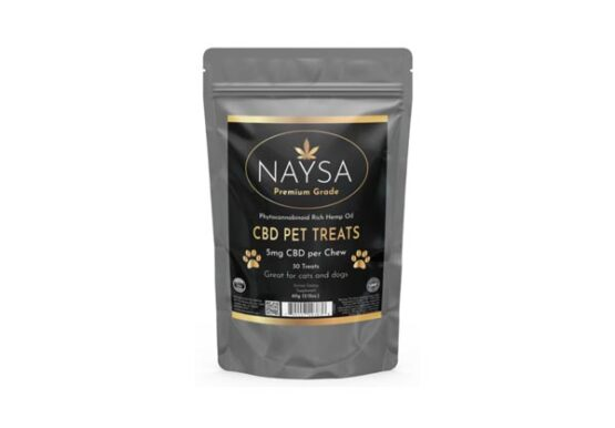 NAYSA CBD Pet Treats