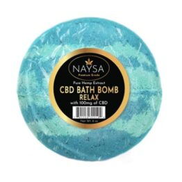 NAYSA CBD Relax Bath Bomb