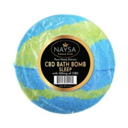 NAYSA CBD Sleep Bath Bomb