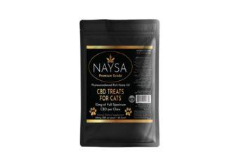 NAYSA CBD Treats for Cats 300mg