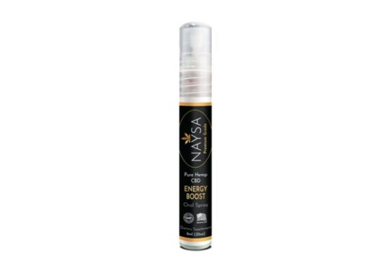 NAYSA CBD Energy Boost Oral Spray 52mg